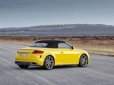 Listino nuovo Audi TT III 2019 Roadster