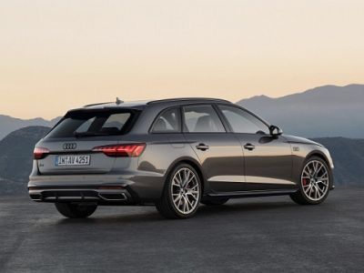 Listino nuovo Audi A4 V 2019 Avant