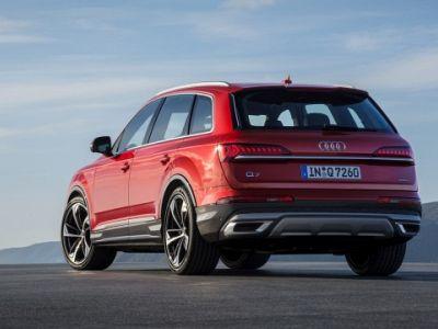 Listino nuovo Audi Q7 II 2019
