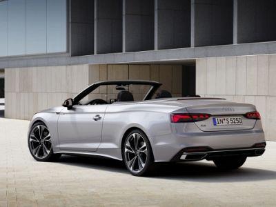 Listino nuovo Audi A5 II 2020 Cabriolet