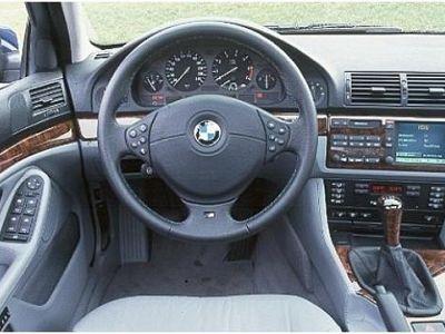 Listino nuovo BMW Serie 5 E39 Berlina