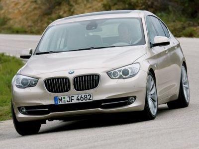 Listino nuovo BMW Serie 5 F07 Gran Turismo