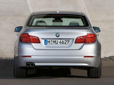 Listino nuovo BMW Serie 5 F10 Berlina