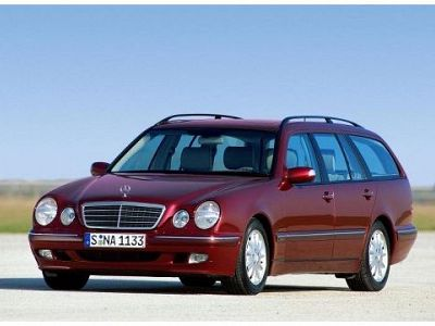 Listino nuovo Mercedes Classe E - W210 SW