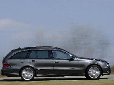 Listino nuovo Mercedes Classe E - W211 SW