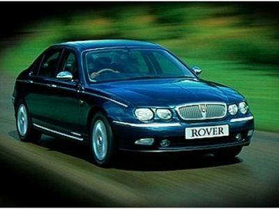 Listino nuovo Rover 75 1999