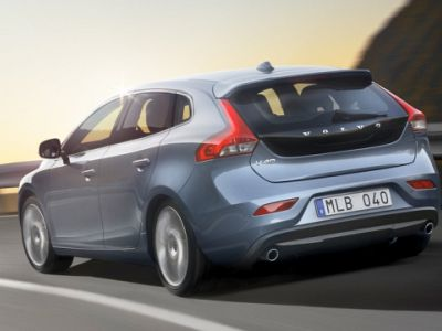 Listino nuovo Volvo V40 II 2012