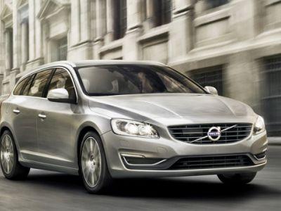 Listino nuovo Volvo V60 I 2014