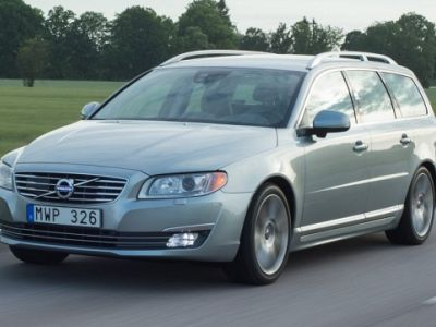 Listino nuovo Volvo V70 III 2007
