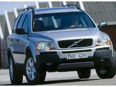 Listino nuovo Volvo XC90 I 2002