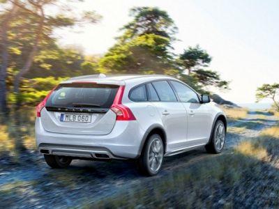 Listino nuovo Volvo V60 I 2014 Cross Country