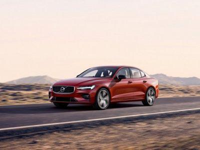 Listino nuovo Volvo S60 III 2019