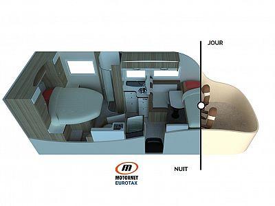 Caravan camper | Camper | Autostar | Privilege i 690 lc lift