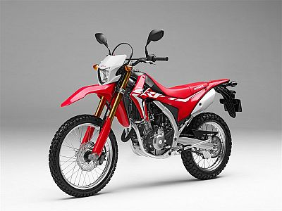 Due Ruote Nuovo Honda Crf 250 L Abs Motornet