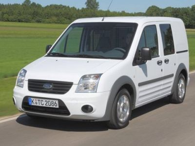 Listino nuovo FORD Transit Connect