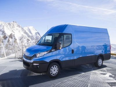 Quotazione usato IVECO Daily Blue Power 33.14 HI-MATIC 2018
