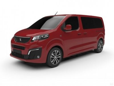Listino nuovo PEUGEOT Traveller